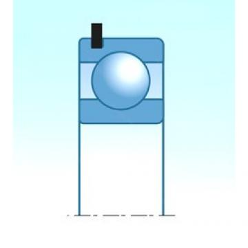 30 mm x 72 mm x 17 mm  KOYO DG307217 Rolamentos de esferas profundas
