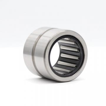 60 mm x 85 mm x 25 mm  ISO NA4912 Rolamentos de agulha