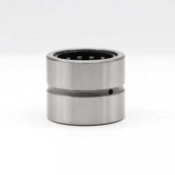6 mm x 16 mm x 16 mm  ISO NKI6/16 Rolamentos de agulha