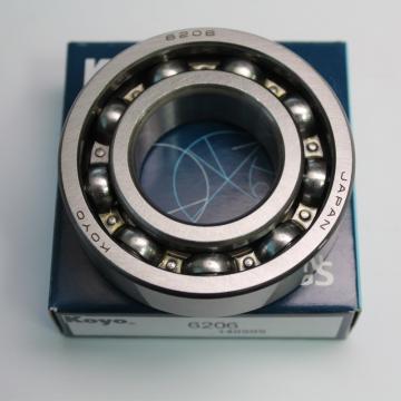 45 mm x 58 mm x 7 mm  KOYO 6809-2RS Rolamentos de esferas profundas
