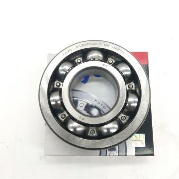 30 mm x 62 mm x 16 mm  KOYO 6206 Rolamentos de esferas profundas